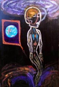 Portrait of a Spaceman